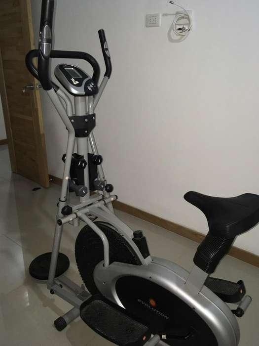 Eliptica Orbitrack Fitness Evolution