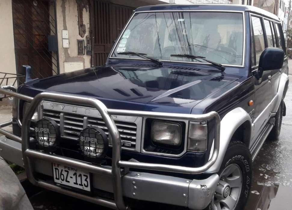 Hyundai Otro 1996 - 254000 km