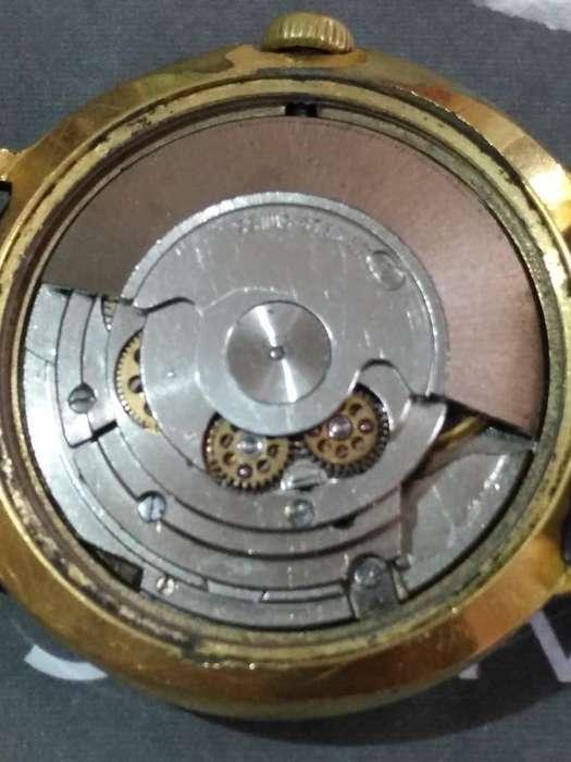 Reloj Suizo Edox Automático Original