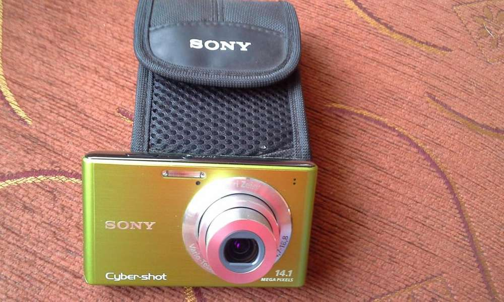 camara digital sony 14mp