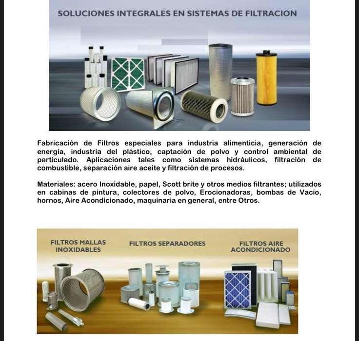 Filtros Industriales / Filtros