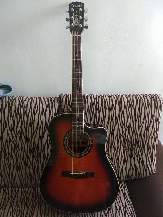 Fender Electroacústica Guitarra