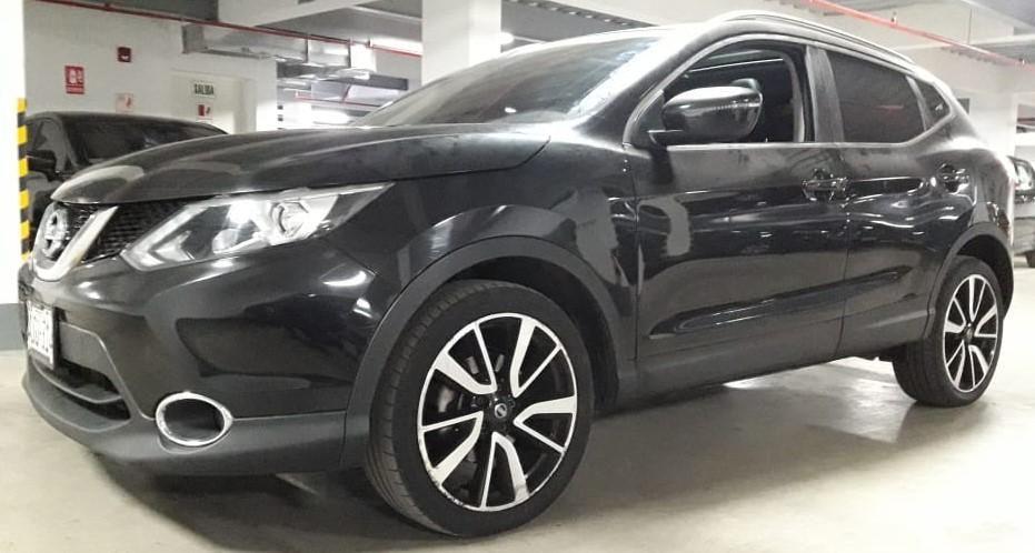 NISSAN QASHQAI 2.0 4X4 FULL EXCLUSIVE 2016 AUTOMÁTICA