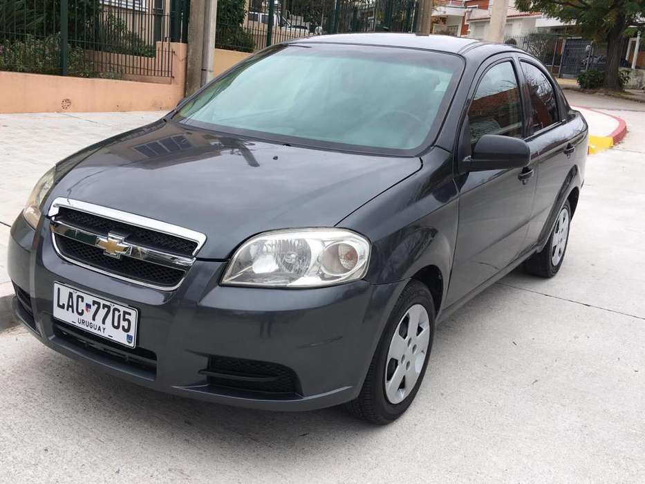 <strong>chevrolet</strong> Aveo 2010 - 82129 km