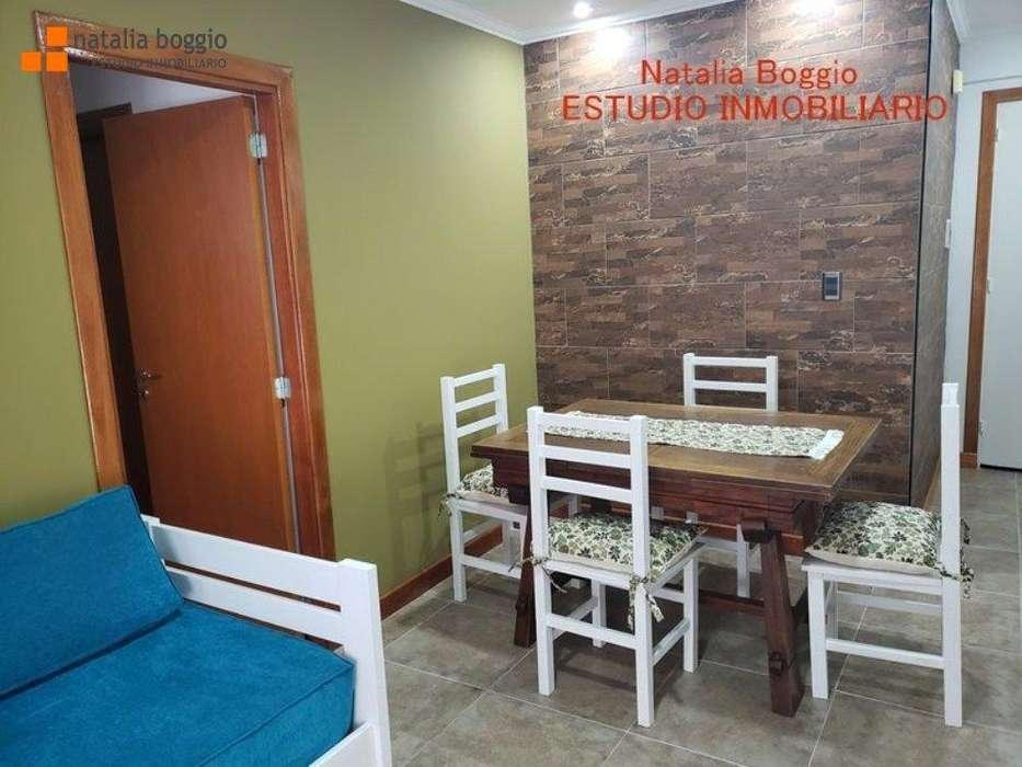 Departamento en Alquiler Temporario Zona IV de Miramar. Estado Excelente. 1 Habitación. 1 Baño.