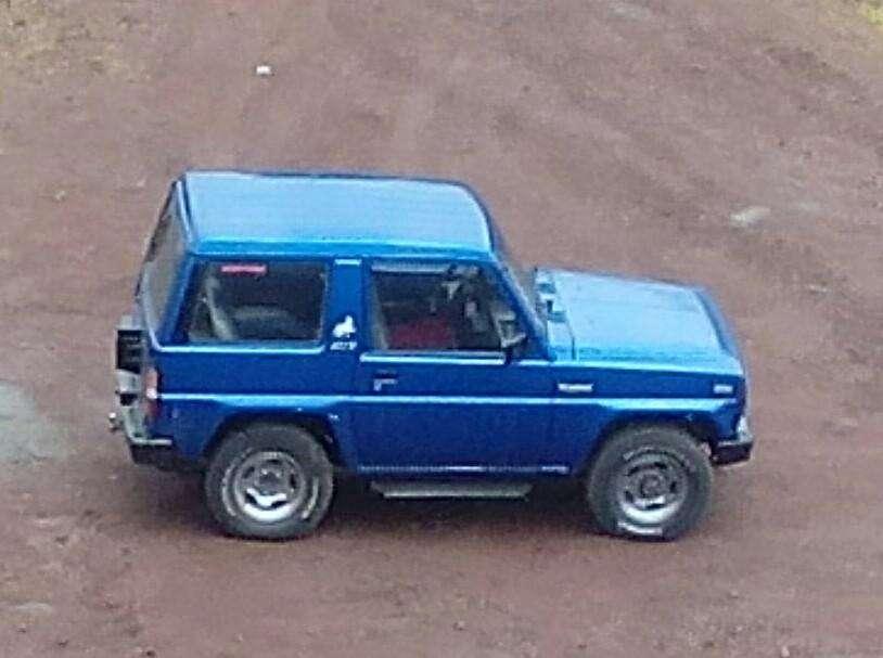 <strong>daihatsu</strong> Feroza 1986 - 300000 km