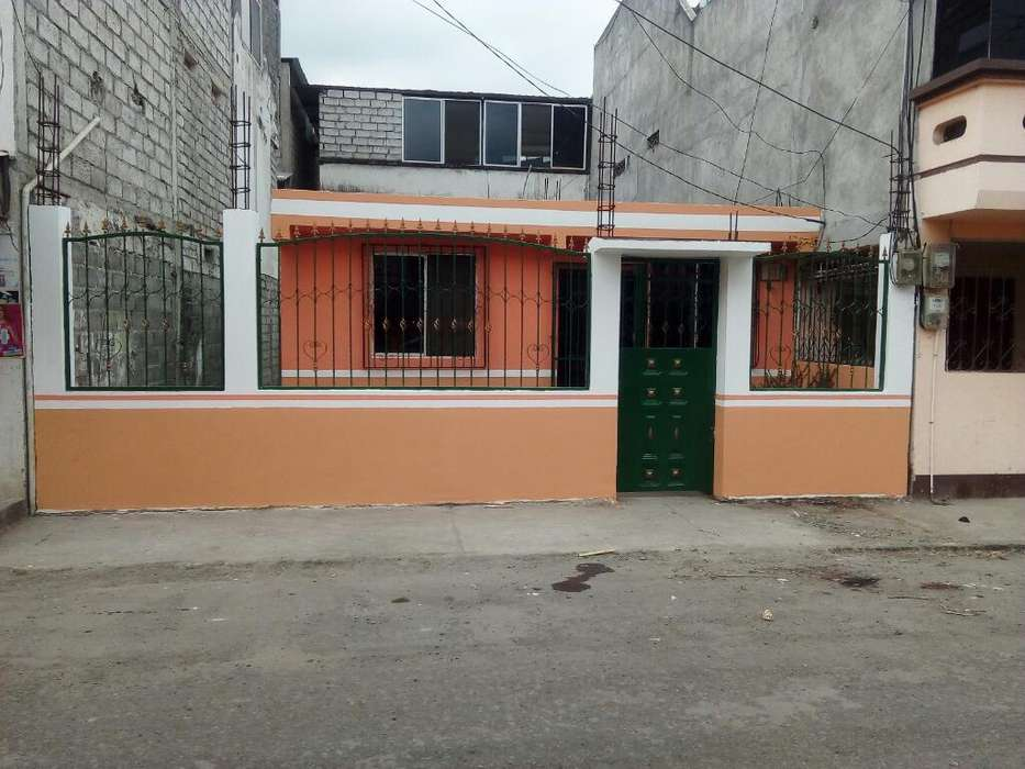 Vendo Hermosa Casa Ciudadela La Victoria