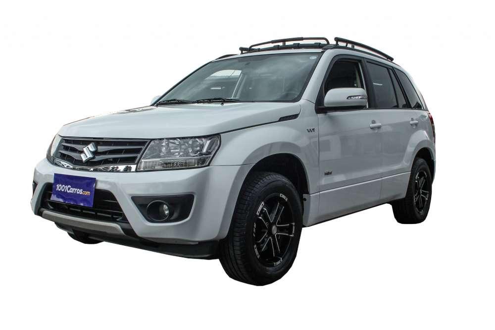 Suzuki Grand Vitara SZ 2015 - 56344 km