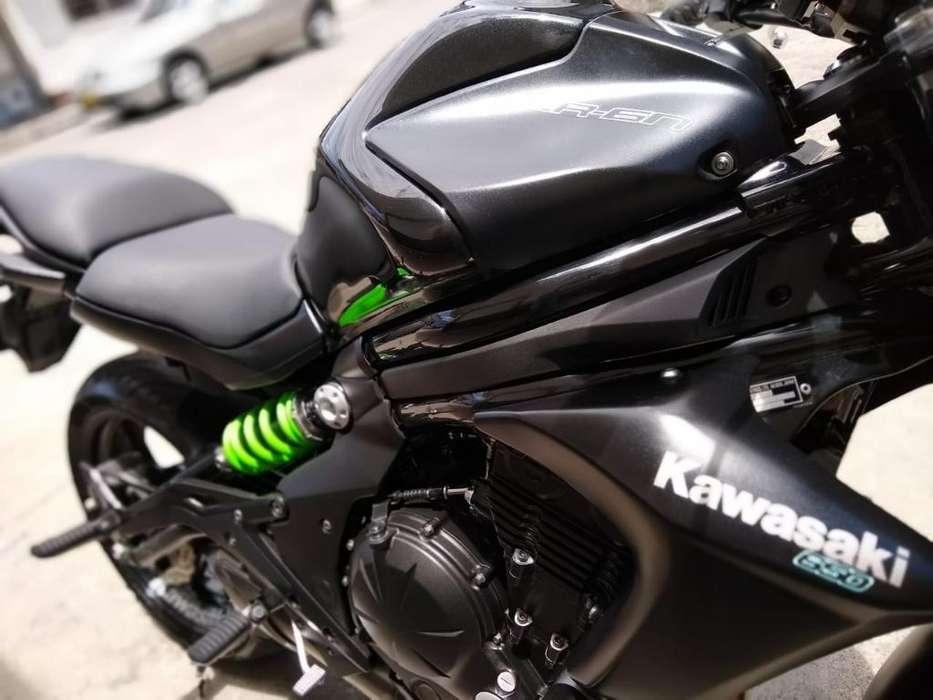 <strong>kawasaki</strong> Er6n 2014 Unico Dueño 20000km