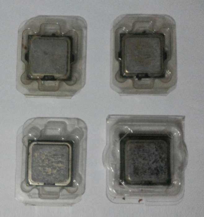 Procesadores Intel Socket 775