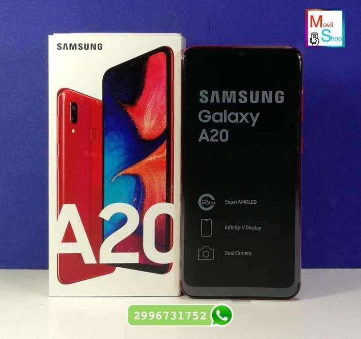 Samsung Galaxy A20 32gb/3gb (SOLO EFECTIVO)