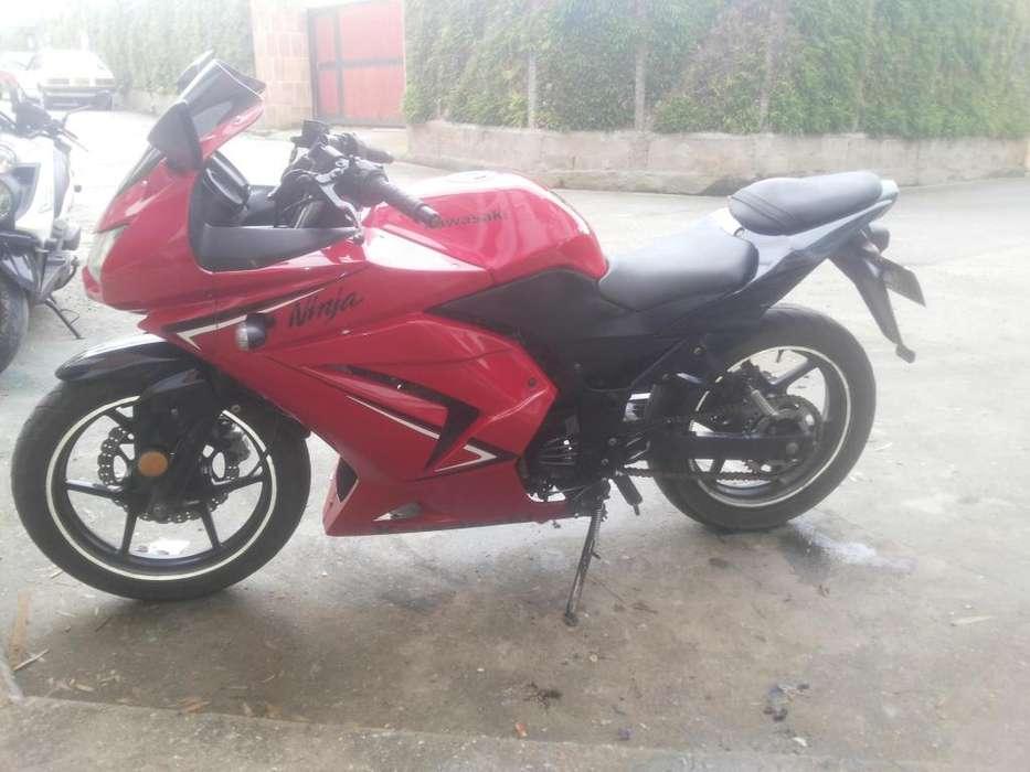 vendo o cambio <strong>kawasaki</strong> ninja 250 modelo 2010
