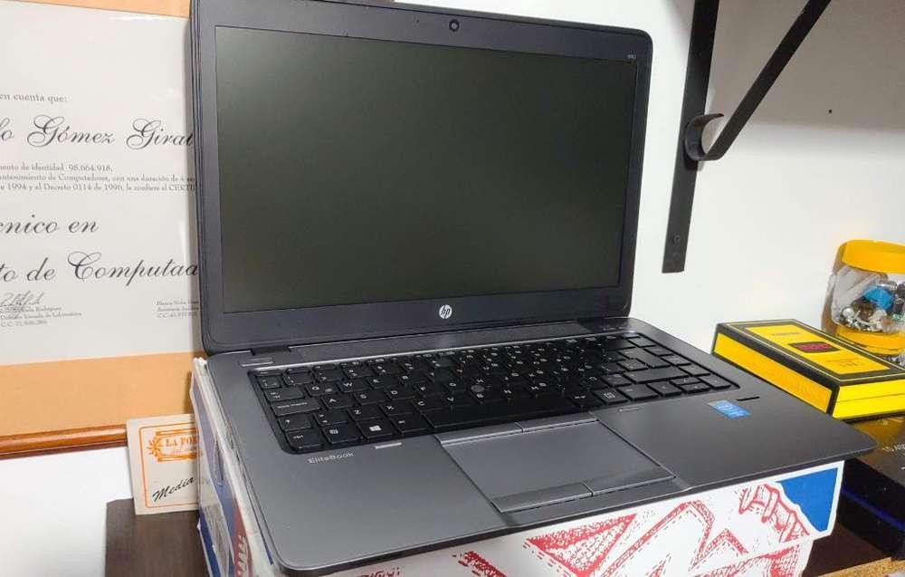 Portátil Core I5 5300u 8gb Hp Elitebook
