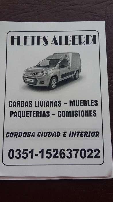 COMISIONES Y FLETES CARGA LIVIANA.REPARTOS