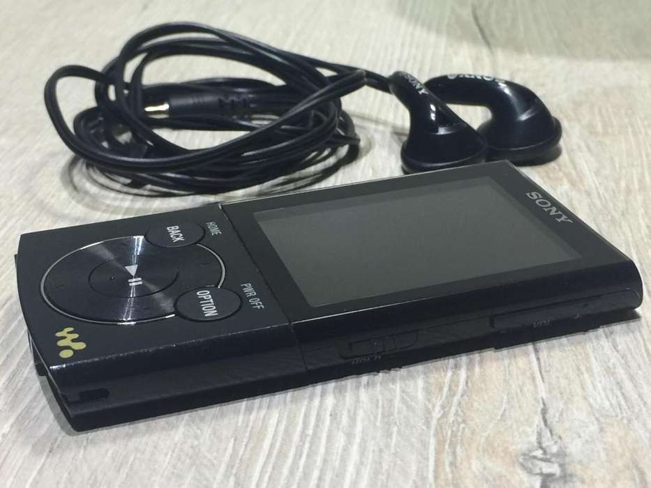 DIGITAL MEDIA PLAYER WALKMAN SONY Modelo NWZE344