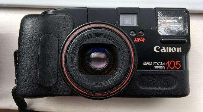 Canon Mega Zoom
