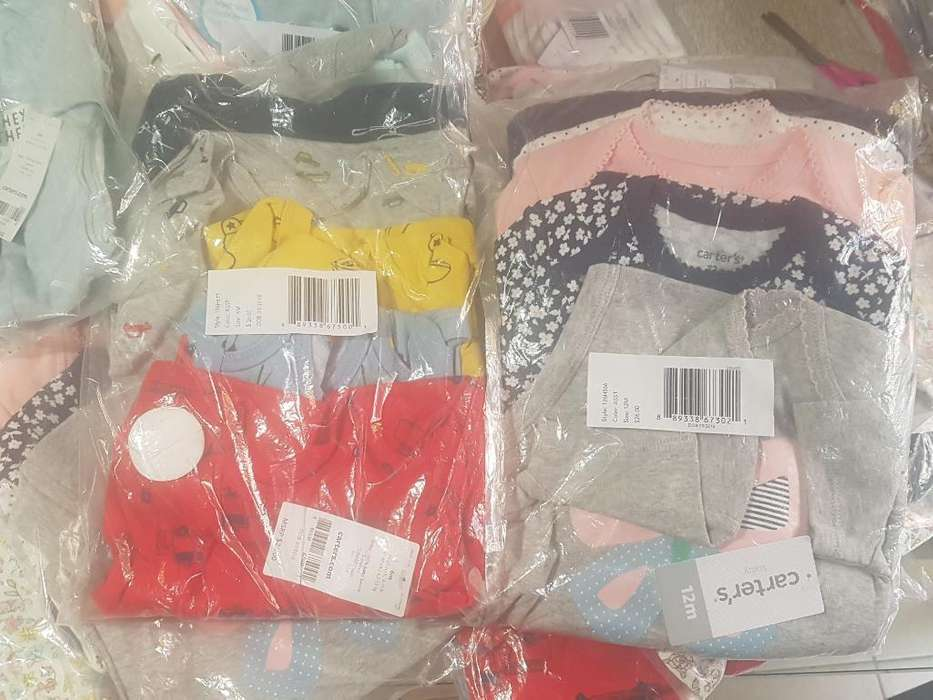 Liquido Lote Packs de Bodys Carters