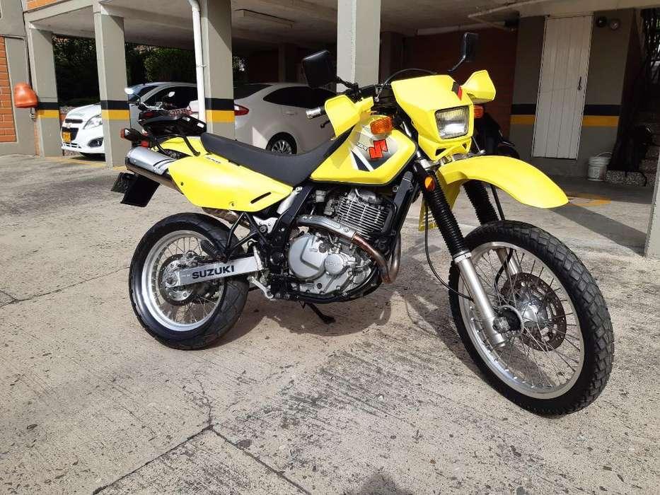 Dr 650 Modelo 2007