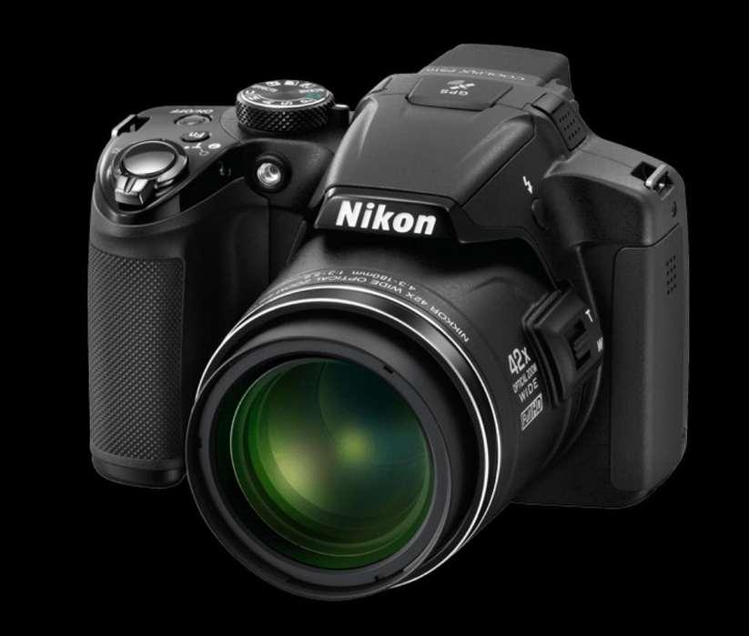 Nikon Coolpix P510 - Cámara Compacta <strong>gps</strong>