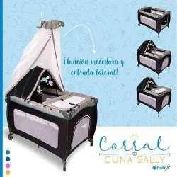 CORRAL MECEDORA SALLY marca EBABY