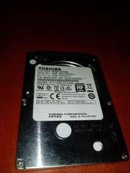 Vendo Disco Sata 500 Gb Toshiba