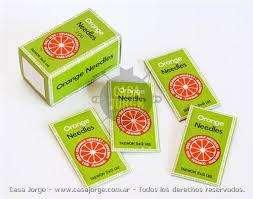 Agujas Orange para todas las maquinas de costura
