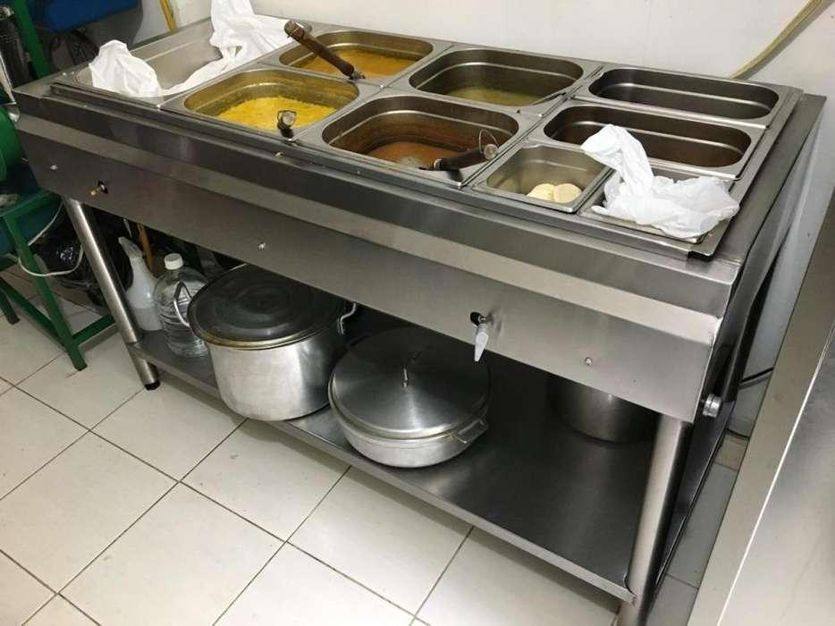 Restaurante: Muebles y Electrodomesticos