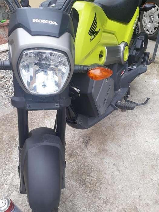 Vendo Moto <strong>honda</strong> Navi