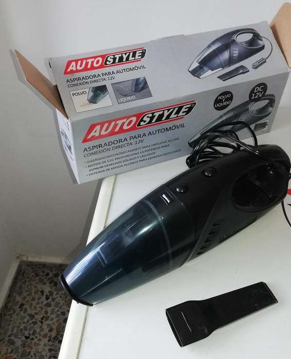 Aspiradora Carro Autostyle Nueva