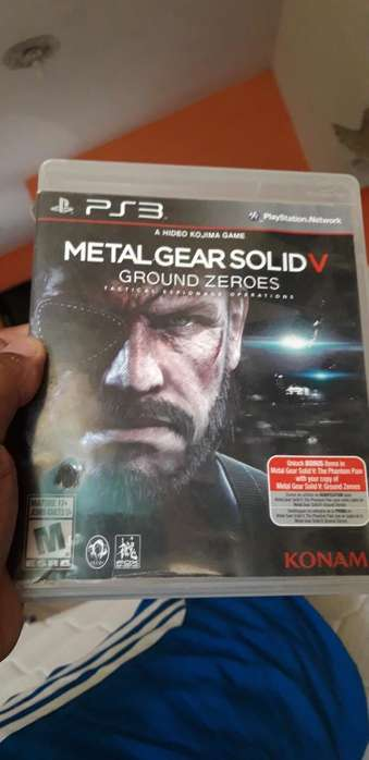 Metal Gear Solidv