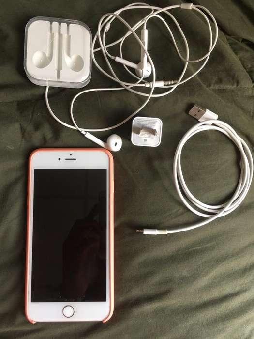 iPhone 6S Plus Como Nuevo