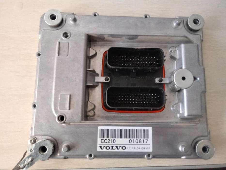 Memoria de Motor Excavadora Volvo 210b