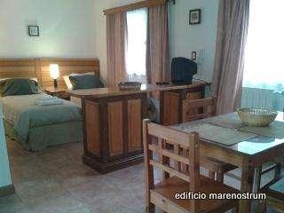 Ushuaia, Alquiler Depto Monoambiente equipado, centro turístico