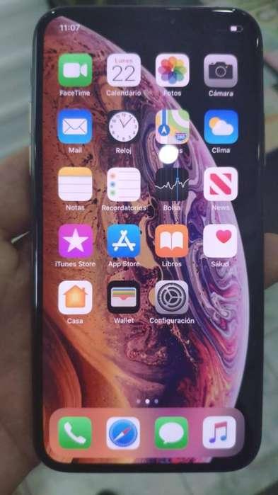 Oferta iPhone Xs Max 256 Gb Blanco