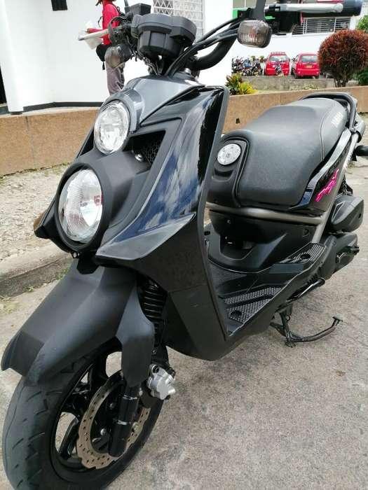 Yamaha Bws X Mod 17 Batman