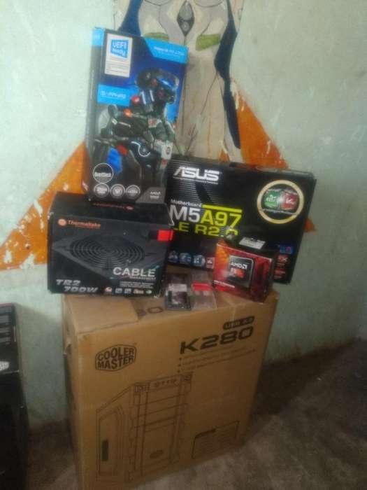 V.pc Gamer Fx8320 12 Gb Ram 1tb 270vapor