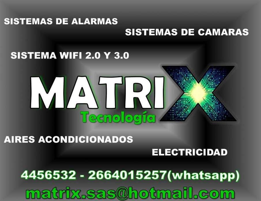 MATRIX TECNOLOGIA, ! TODO LO QUE NECESITAS ¡