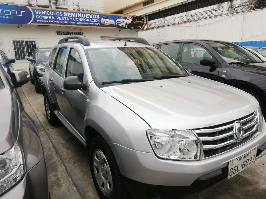 Renault Duster 2015 - 95089 km