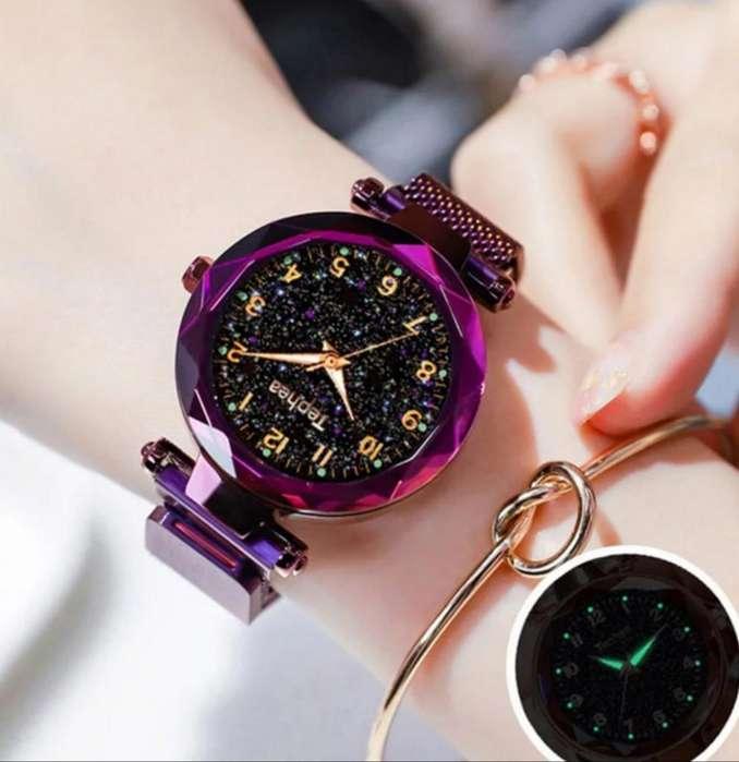 Reloj Tephea Luminoso