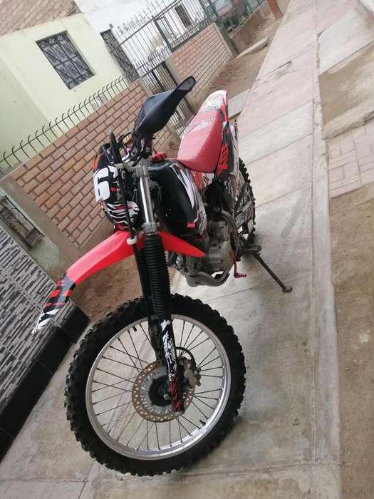 Honda crf 230 ao 2015