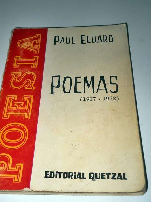 Poemas 1917 1952 Paul Eluard