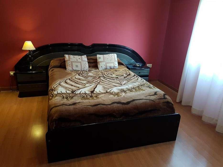 Juego de Dormitorio 2 Plazas Colchón