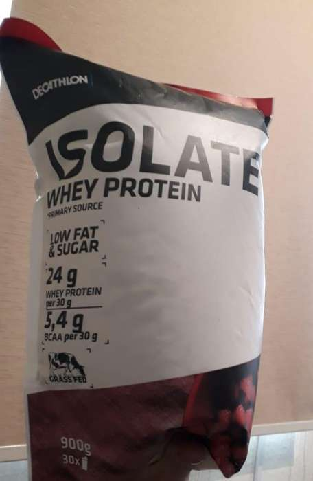 APROVECHA WHEY PROTEIN ISOLATE
