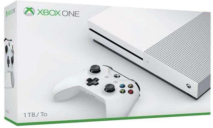 Xbox One S 1 Tera Xone 1tb Mundo Gamers