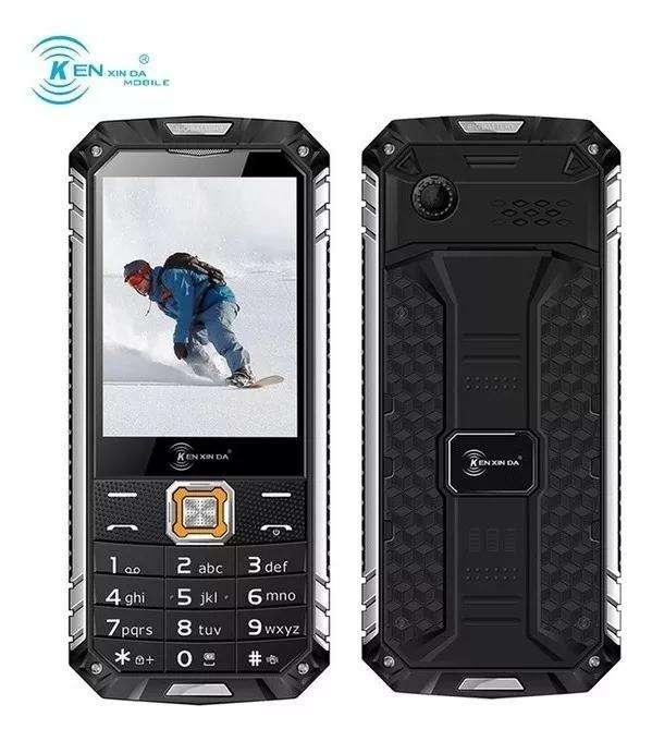 Celular Kenxinda R7720 Libre