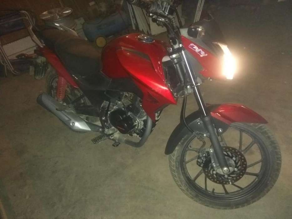 Vendo Moto <strong>honda</strong> 125 Cc Cb Twister