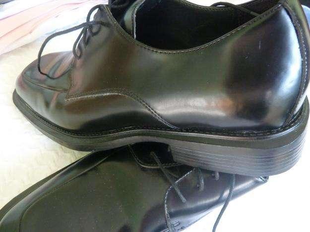 Zapatos Cuero Hombre Nº 45 De Vestir O Casual