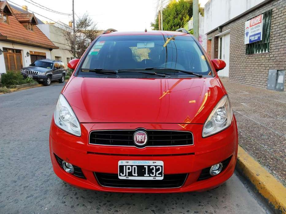 Fiat Idea 2011 - 58373 km