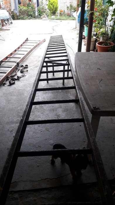 Escalera de Alumio Reforzada 22 Escalone