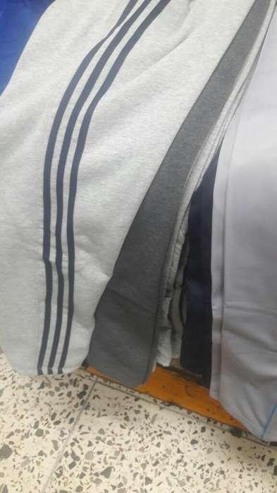 Pantalon de Buzo Franela Importada